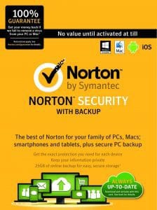 norton software