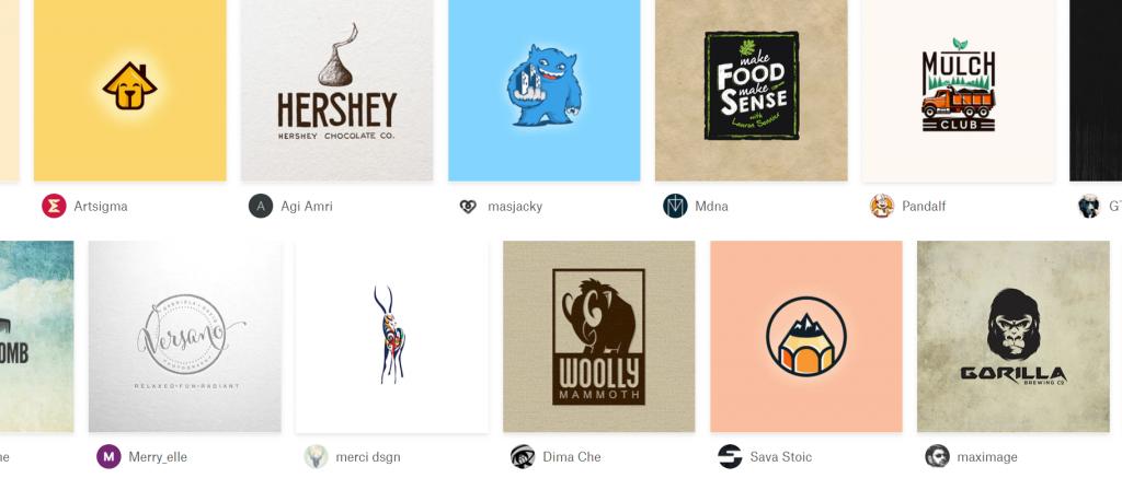 good logos for business