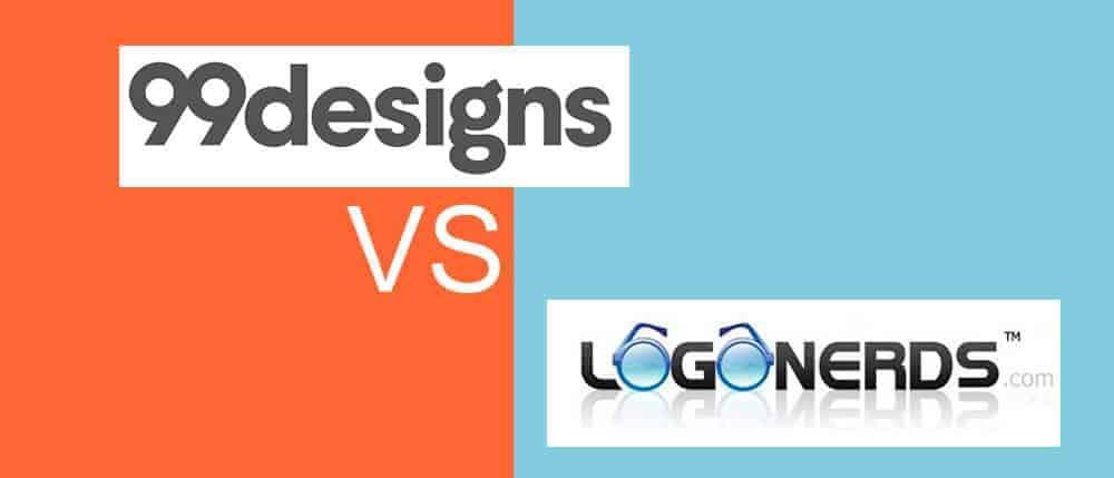 Logonerds Vs 99designs Review Logo Designs For Your Business