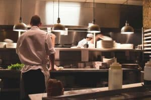 how to get a loan for my restaurant line of credit