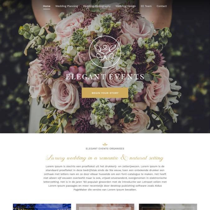 Wedding Planner Business Names