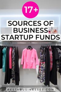 Startup financing for new business